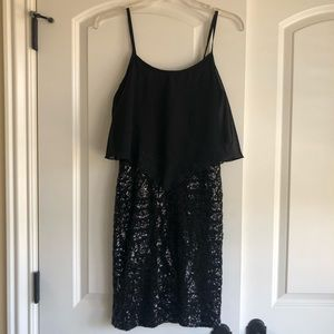 Dresses & Skirts - Brand new with tags, gorg sequin minidress